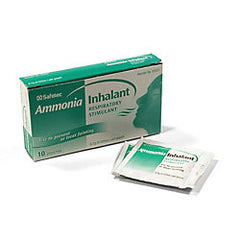 Ammonia Inhalant Wipe