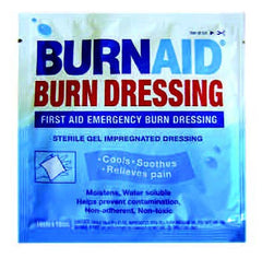 "BurnAid® 4"" x 4"" Burn Dressing"