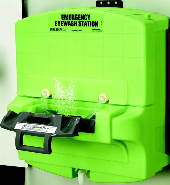Pure Flow™ 1000 Emergency Eyewash Station