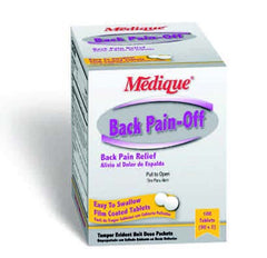 Back Pain Off, 100/box