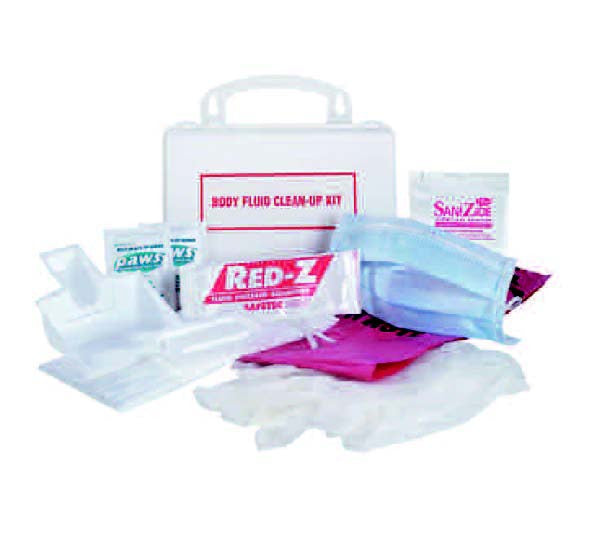 National Standard Body Fluid Kit