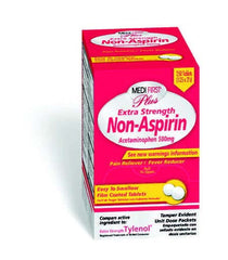 Non-Aspirin Extra Strength, 100/box