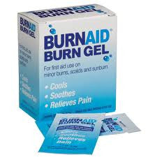 BurnAid® Packets