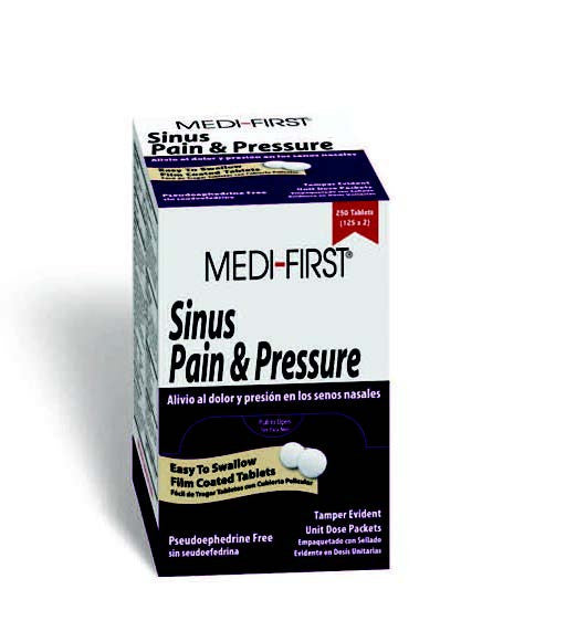 Sinus Pain & Pressure