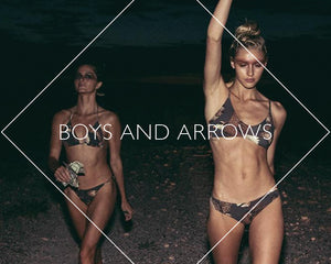 Boys + Arrows