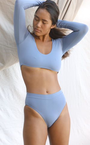 TOAST SWIM 004 — Signature High Waisted Bottom