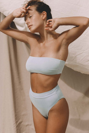 TOAST SWIM Signature High Waisted Bottom