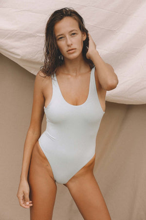 TOAST SWIM Signature Scoop One Piece