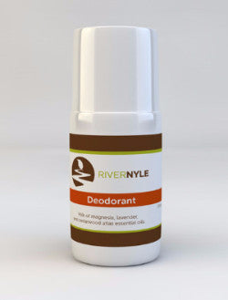 Aluminum-Free Deodorant (Roll-on)