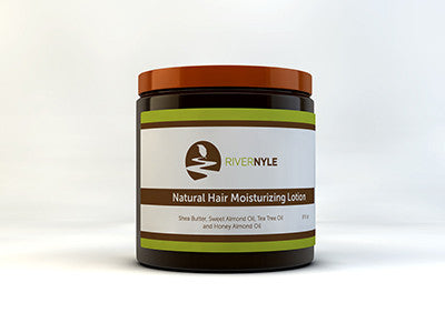 Natural Moisturizing Hair Lotion