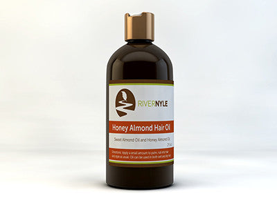 Sweet Almond Hair Oil