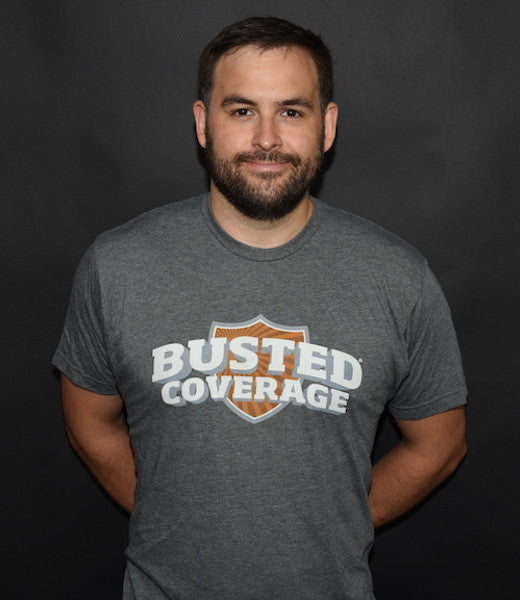 Busted Coverage Tee