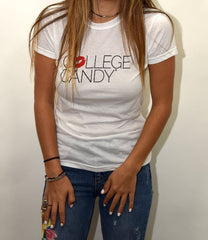 College Candy Tee T-Shirt - COED