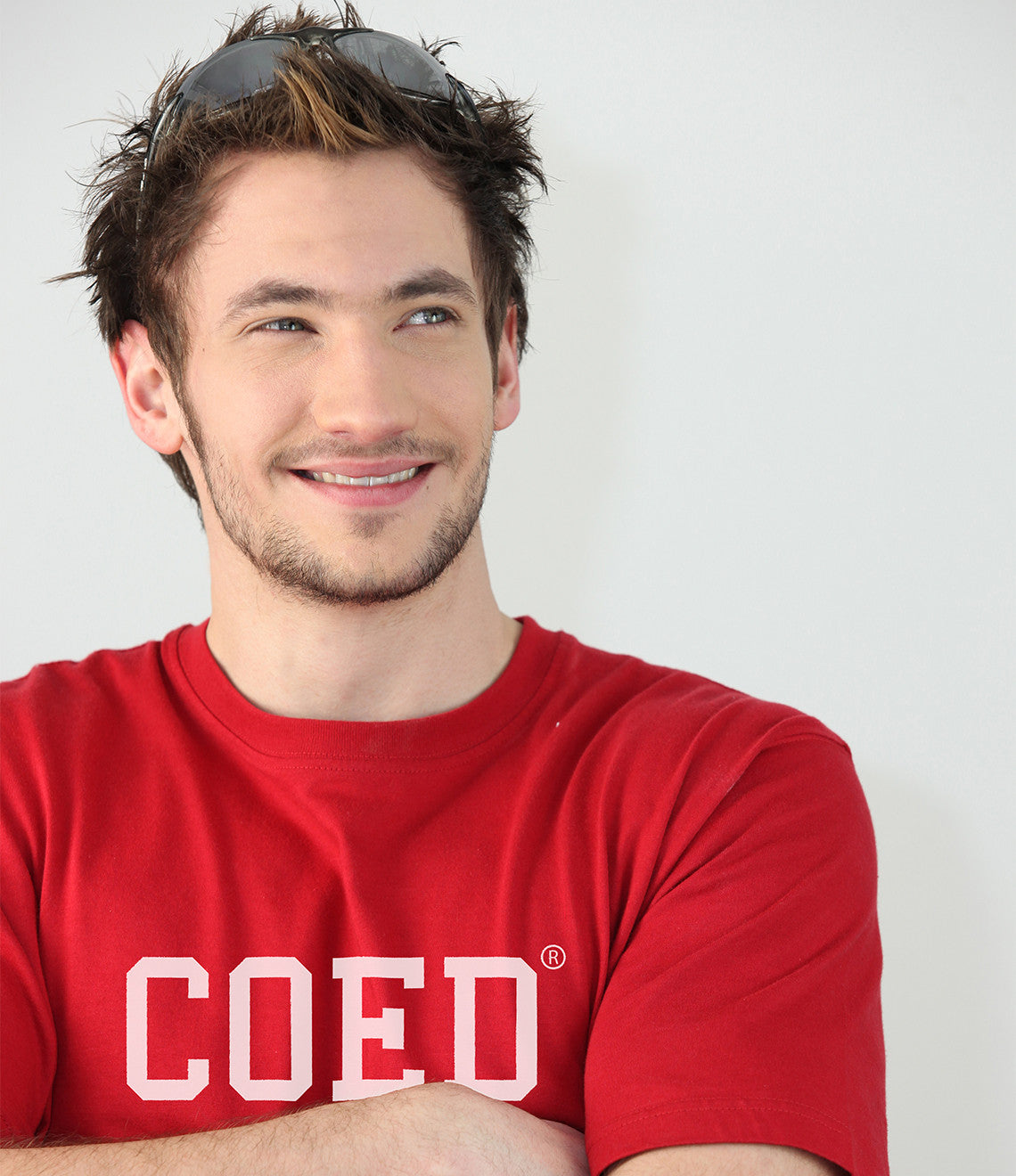 COED Originals T-Shirt (Red) T-Shirt - COED