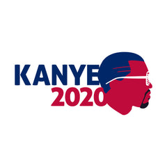 Kayne for President 2020 T-Shirt - COED