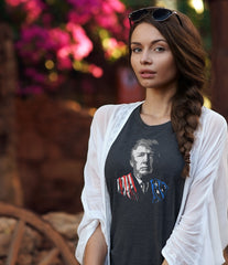 Trump (female) T-Shirt - COED