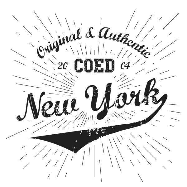 COED City - New York T-Shirt - COED
