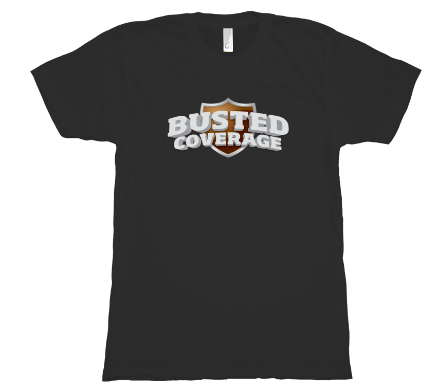 Busted Coverage T-Shirt - COED - 2