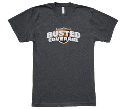 Busted Coverage T-Shirt - COED