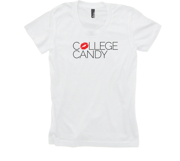 College Candy T-Shirt (White)