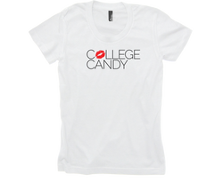 College Candy T-Shirt (White) T-Shirt - COED