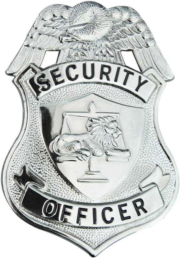 Tactical 365® Operation First Response Security Officer Shield Badge