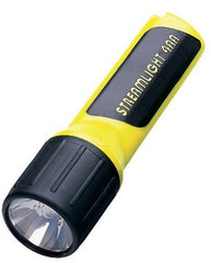 4AA Propolymer LED Flashlight with White LEDs