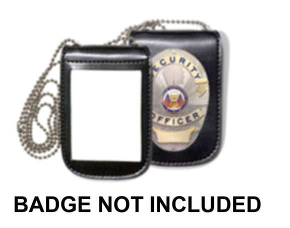 Hero's Pride Badge ID Case with Magnetic Closure