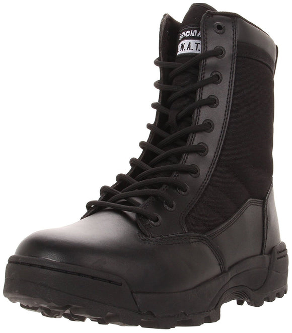 Original S.W.A.T. Men's Classic 9-Inch Tactical Boot - Black