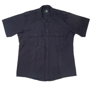 Liberty Uniform Short Sleeve Comfort Zone Police Shirt Uniform Apparel, USA Made
