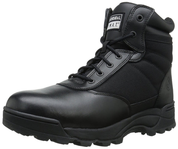 Original S.W.A.T. Men's Classic 6 Inch Tactical Boot - Black