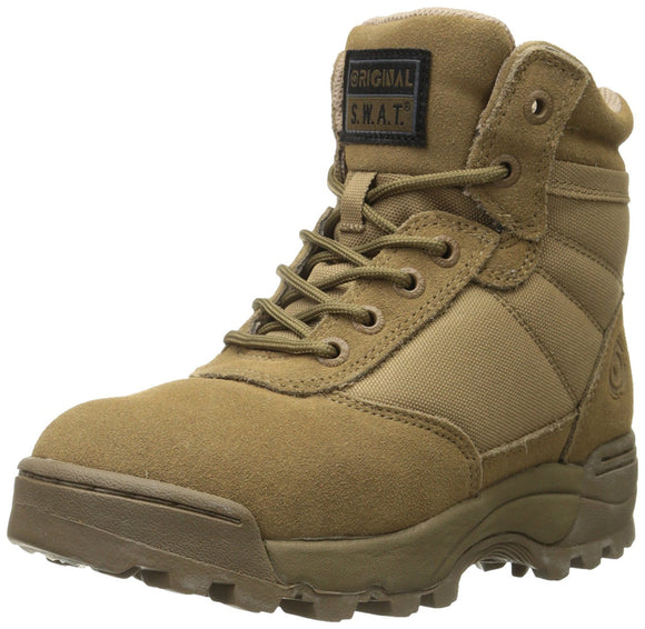 Original S.W.A.T. Men's Classic 6 Inch Tactical Boot - Coyote