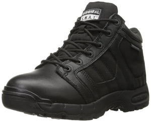 "Original S.W.A.T. Men's Metro Air 5"" Water-Proof Side-Zip Men's Military & Tactical Boot - Black"