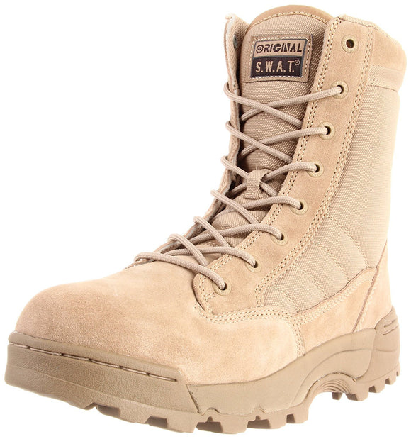 Original S.W.A.T. Men's Classic 9-Inch Tactical Boot - Tan