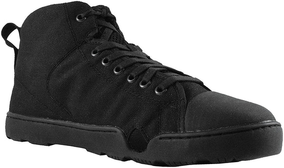 Altama OTB Maritime Assault Fin Friendly Operators Boots - Black Mid Top