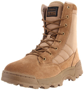 Original S.W.A.T. Men's Classic 9-Inch Tactical Boot - Coyote