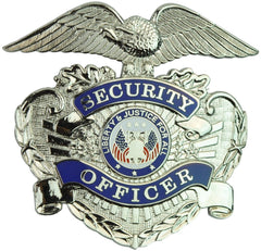 Tactical 365® Operation First Response Security Officer Hat Badge