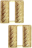 Tactical 365® Operation First Response Pair of Captains Rank Insignia Pins for Police or Military