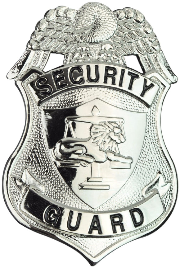 Tactical 365® Operation First Response Security Guard Shield Badge