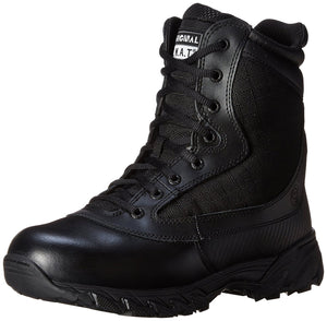 Original S.W.A.T. Men's Chase 9 Inch Side-zip Tactical Boot - Black