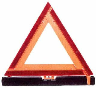 Warning Triangles Emergency Roadside Folding Triangle Reflectors