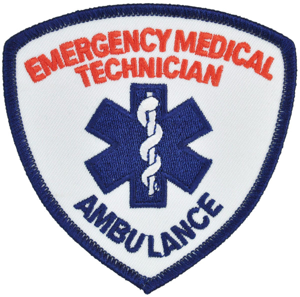 Tactical 365® Operation First Response Emergency Service Paramedic Ambulance Patches
