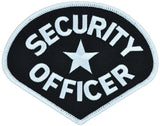 Tactical 365® Operation First Response Pair of Security Officers Emblem Patches