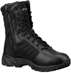"Smith & Wesson® Footwear Breach 2.0 Men's Tactical Side-Zip - 8"" Black - Boot"