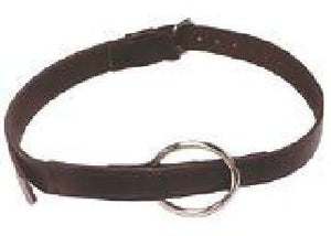 HWC Leather Transport Belt - Adjustable up to 54 inch Waist