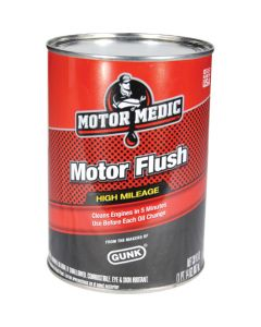 Motor Flush Diversion Safe