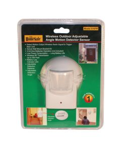 OUTDOOR HOMESAFE WIRELESS HOME SECURITYMOTION SENSOR