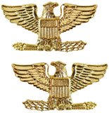 Tactical 365® Operation First Response Pair of Colonel Rank Insignia Pins for Police or Military