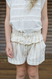 The Mini Noe Short Set - aryanaclothing