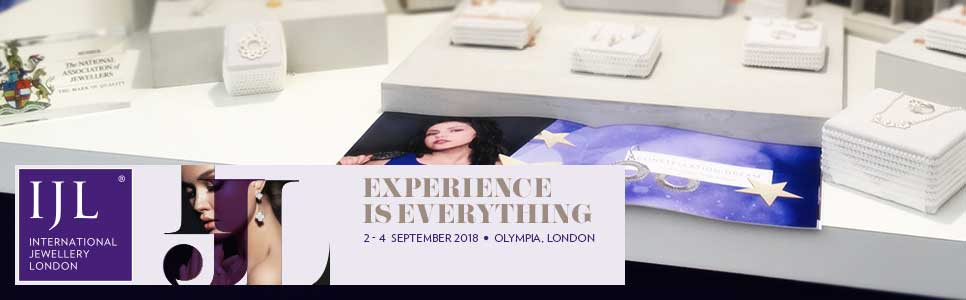 Ruth Mary Jewellery at International Jewellery London 2018